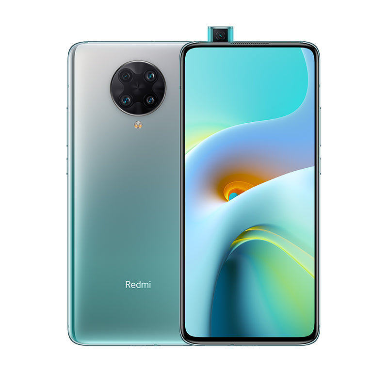 Xiaomi Redmi K30 Ultra CN Version 6.67 inch 8GB 128GB 120Hz Refresh Rate NFC 4500mAh 64MP Quad Rear Camera MTK Dimensity 1000+ 5G Smartphone