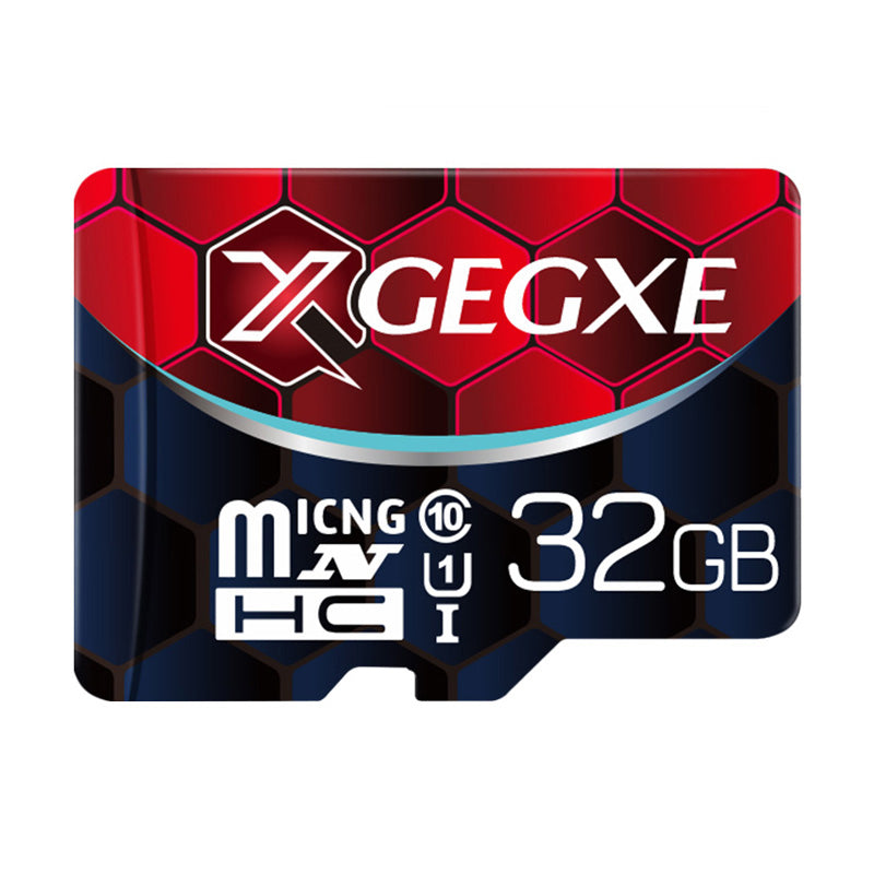 XGEGXE 8GB 16GB 32GB 64GB 128GB High Speed TF Memory Card With Camera Card Adapter For Smart Phone Tablet Speaker Drone Car DVR