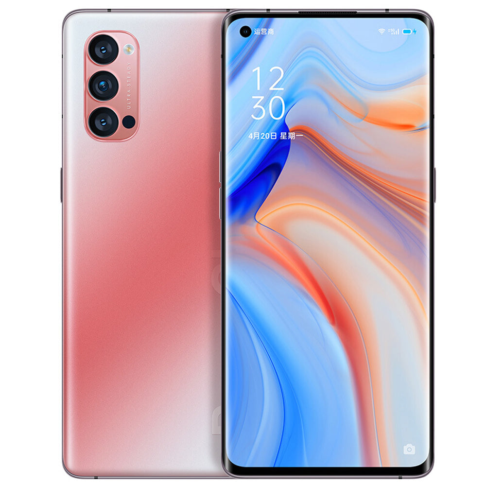 OPPO Reno4 Pro 5G CN Version 6.5 inch FHD+ 90Hz Refresh Rate NFC Android 10 SuperVOOC 2.0 8GB 128GB Snapdragon 720G Smartphone