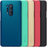 Load image into Gallery viewer, Nillkin Frosted Anti-Fingerprint Anti-Scratch Shockproof PC Hard Protective Case Back Cover for OnePlus 8 Pro