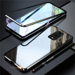 Load image into Gallery viewer, Bakeey Xiaomi Redmi Note 9S 360º Curved Screen Front+Back Double-sided Full Body 9H Tempered Glass Metal Magnetic Adsorption Flip Protective Case For Xiaomi Redmi Note 9 Pro / Xiaomi Redmi Note 9 Pro Max