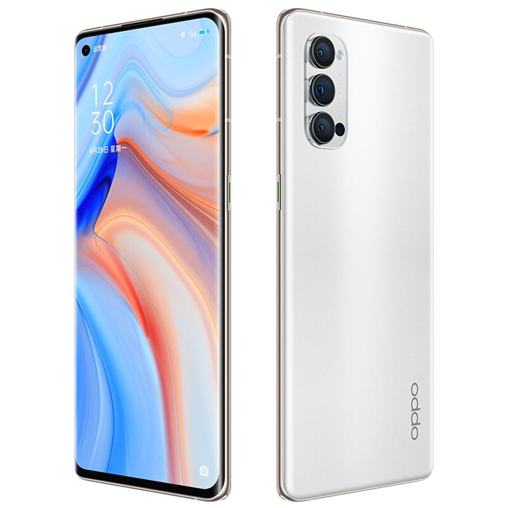 OPPO Reno4 Pro 5G CN Version 6.5 inch FHD+ 90Hz Refresh Rate NFC Android 10 SuperVOOC 2.0 12GB 128GB Snapdragon 720G Smartphone