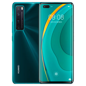 HUAWEI Nova 7 Pro CN Version 6.57 inch 50X Zoom 64MP Quad Rear Camera 8GB 128GB NFC Kirin 985 Octa Core 5G Smartphone