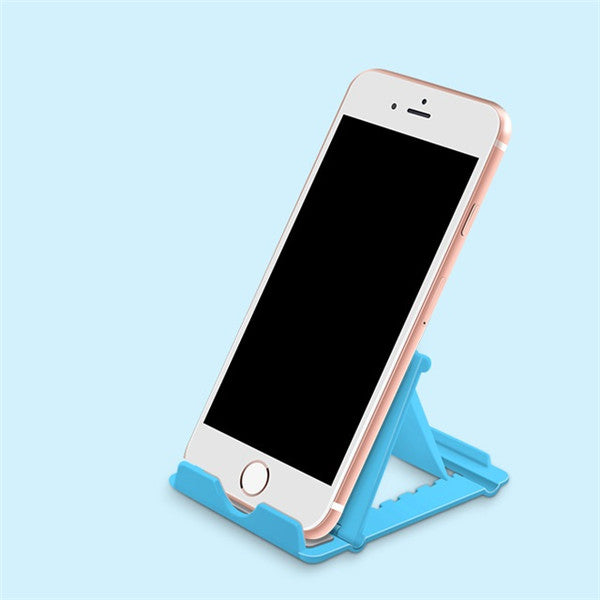 Universal Colorful Foldable Phone Holder Fixble Lazy Holder Desktop Phone Stand Bracket Mount