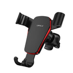 Load image into Gallery viewer, Cafele Metal Gravity One-handed Operation Air Vent Car Mount Car Phone Holder 360 Degree Rotation For 4.0-6.5 Inch Smart Phone