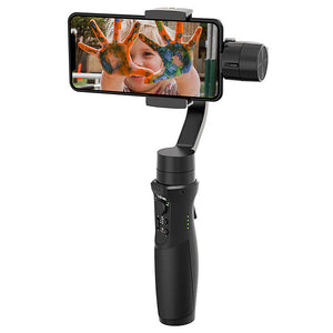 Hohem iSteady Mobile+ Three-Axis Handheld Gimbal Stabilizer Splashproof for GoPro Camera Smartphones