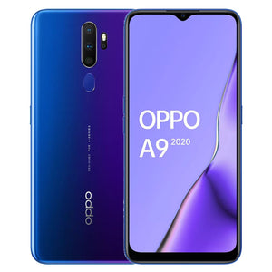 OPPO A9 2020 Global Version 6.5 inch HD+ 5000mAh Android 9.0 48MP Quad Rear Cameras 4GB 128GB Snapdragon 665 Octa Core 4G Smartphone
