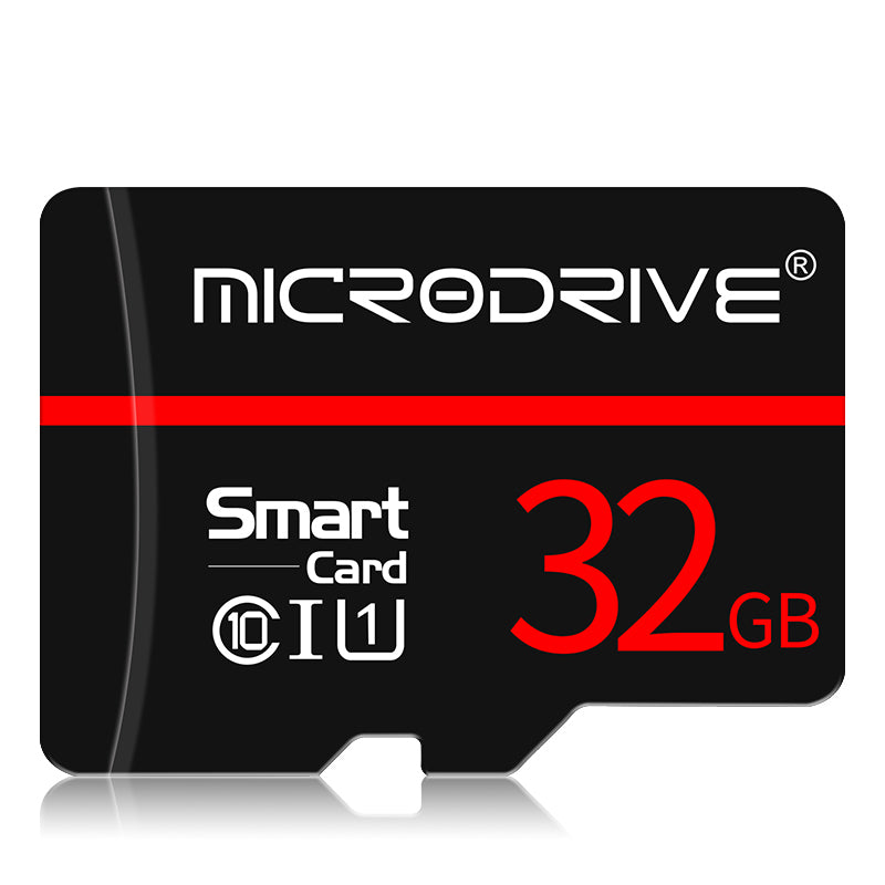 MicroDrive 8GB 16GB 32GB 64GB 128GB Data Transmission C10 Class 10 High Speed TF Memory Card With Card Adapter For Smart Phone Xiaomi Redmi Note 8 Note 8 Pro Tablet PC GPS Camera Car DVR