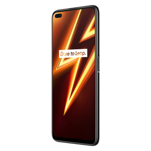 Realme 6 Pro IN Version 6.6 inch FHD+ 90Hz Ultra Smooth Display 120Hz Touch-Sensing Android 10 4300mAh 64MP AI Quad Rear Cameras Dual In-display Selfie 6GB 128GB Snapdragon 720G 4G Smartphone