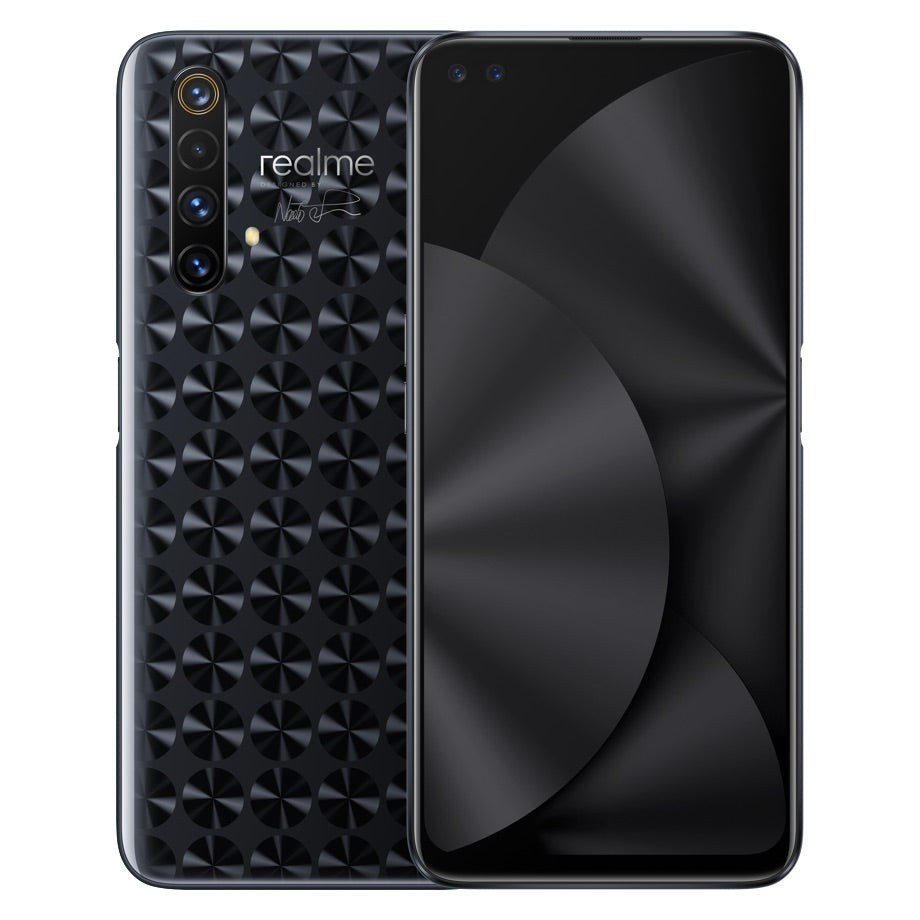 Realme X50 Master Edition 5G Smartphone CN Version 6.57 inch FHD+ 120Hz Refresh Rate NFC Android 10.0 4200mAh 30W VOOC 4.0 64MP Quad Rear Cameras 12GB RAM 256GB ROM Snapdragon 765G Octa Core