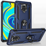 Load image into Gallery viewer, Bakeey Xiaomi Redmi Note 9S Case Armor Shockproof With Stand Ring Protective Cover For Xiaomi Redmi Note 9 Pro / Xiaomi Redmi Note 9 Pro Max