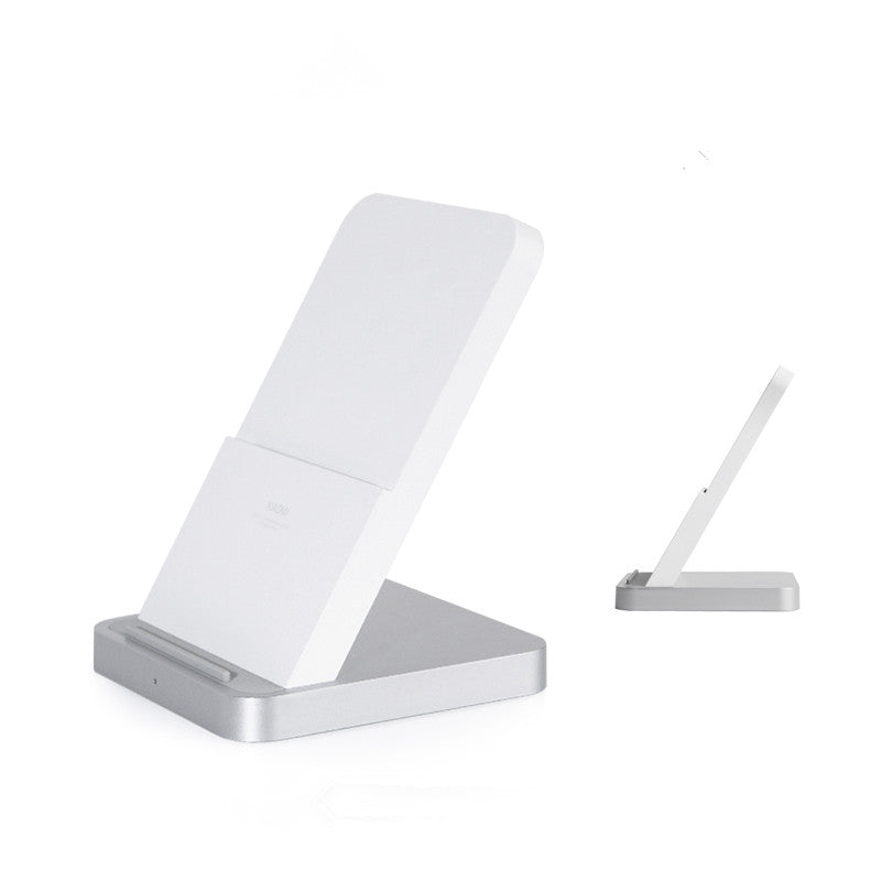Original Xiaomi Mi Wireless Charger 30W Vertical Air-cooled Holder Charger for Xiaomi 10 9 Pro for iPhone 11