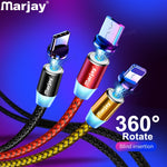 Load image into Gallery viewer, Marjay Magnetic USB Cable
