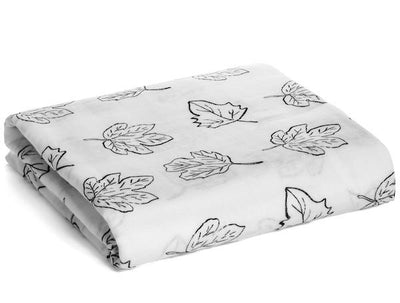 FALL LEAVES ORGANIC SWADDLE