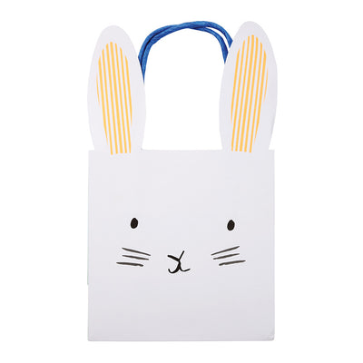 Colorful Bunny Party Bags