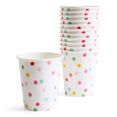 'IT'S A PARTY' DOTTY CUP