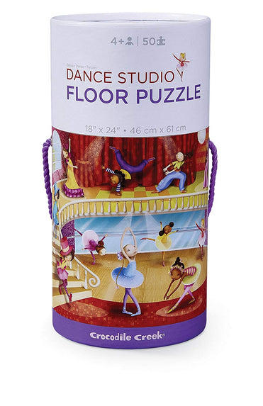 DANCE STUDIO CANISTER PUZZLE