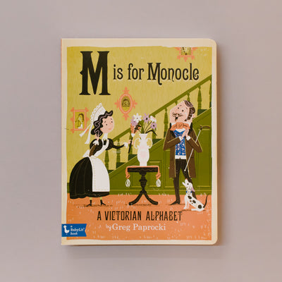 M IS FOR MONOCLE