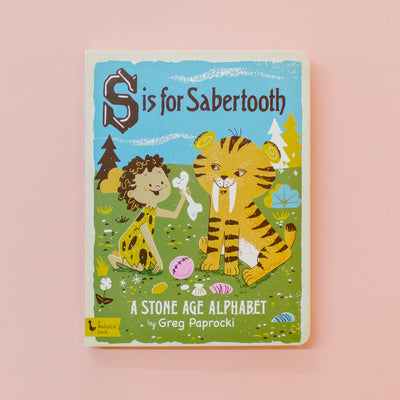 S IS FOR SABERTOOTH