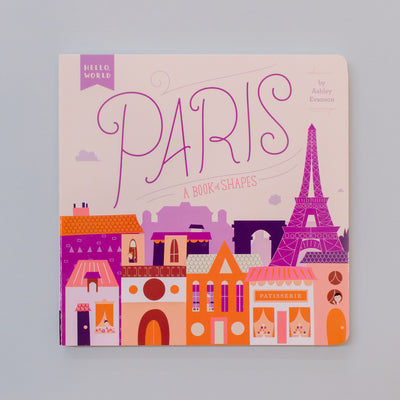 HELLO, WORLD: PARIS