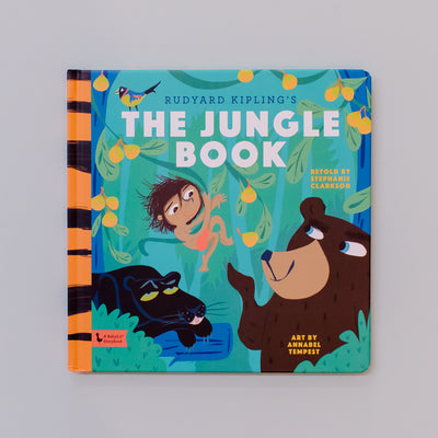 JUNGLE BOOK: A BABYLIT STORYBOOK