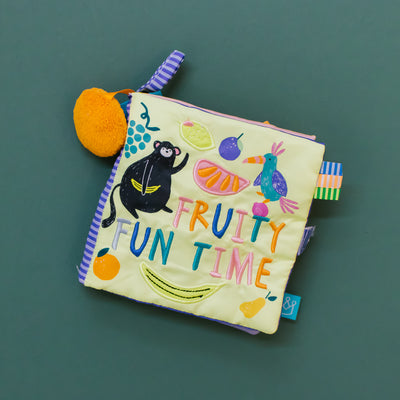 FRUITY TIME SOFT BOOK