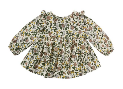 ENCHANTED GARDEN PIPER BLOUSE