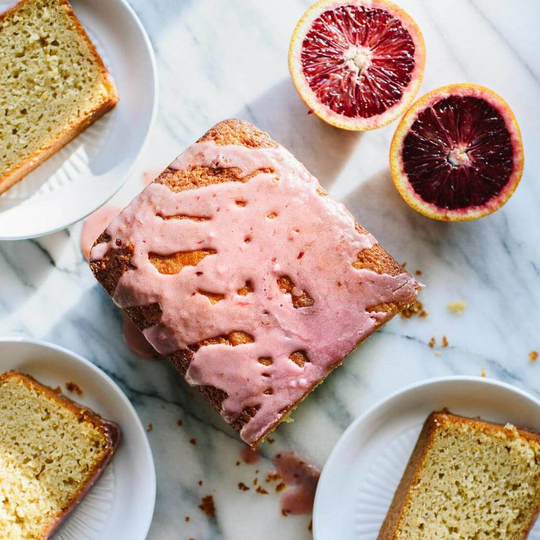Organic Honey Wheat Blood Orange Rind Loaf