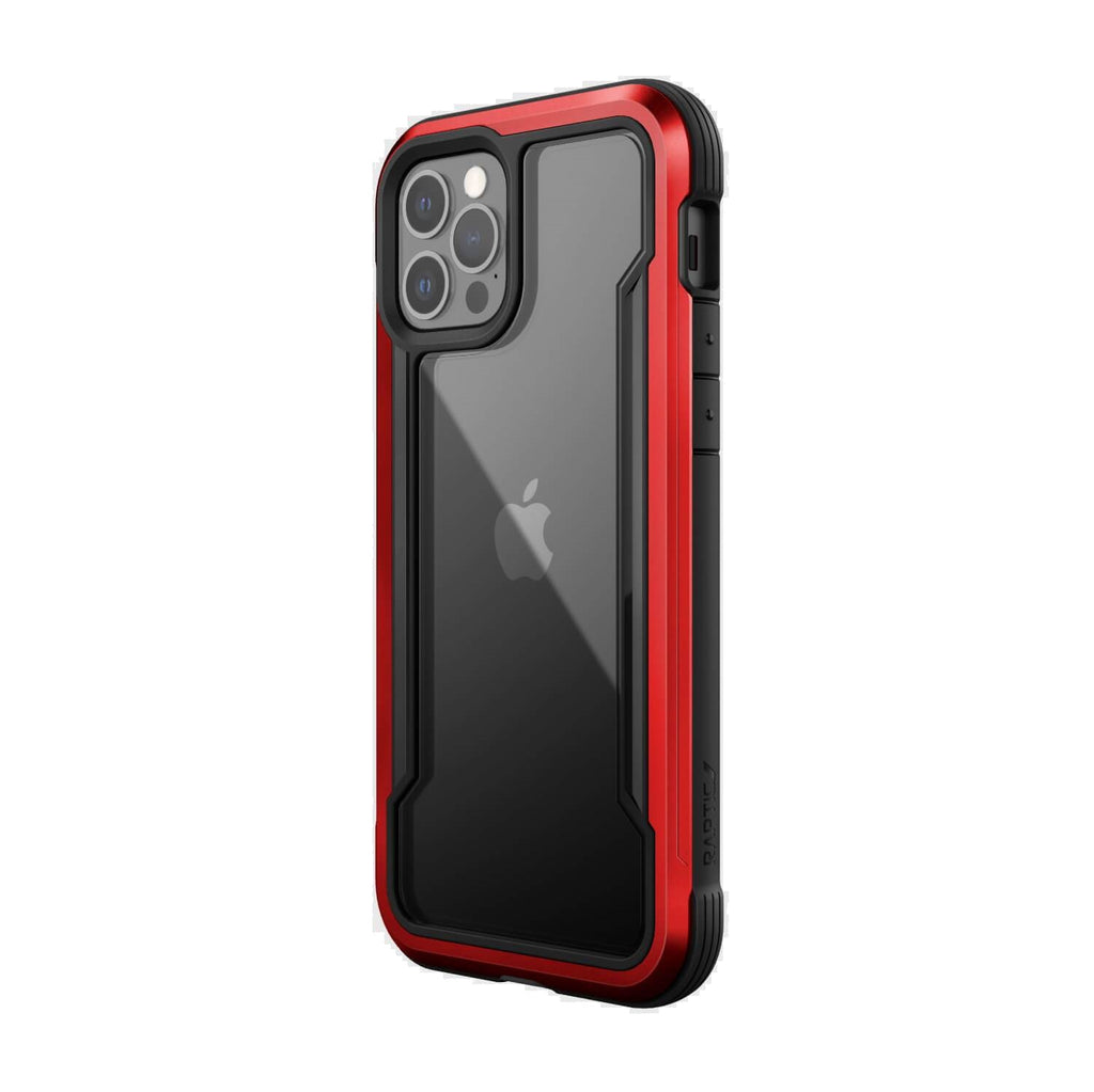 X-Doria Defense Shield Back Cover For iPhone 12 / 12 Pro 6.1-Red ...