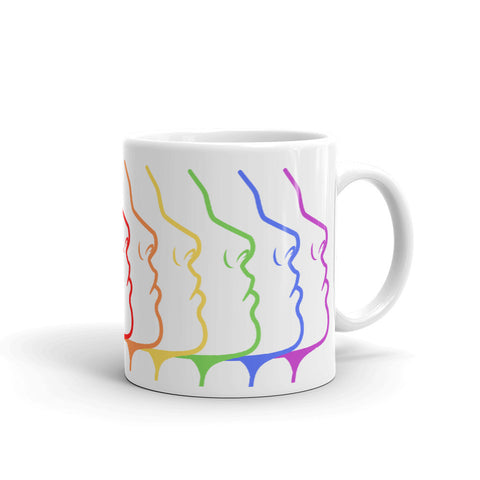 Pride Faces Mug