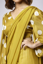 Bright Lantern Touch Saree - Nuaah | An Indian Bazaar - Saree