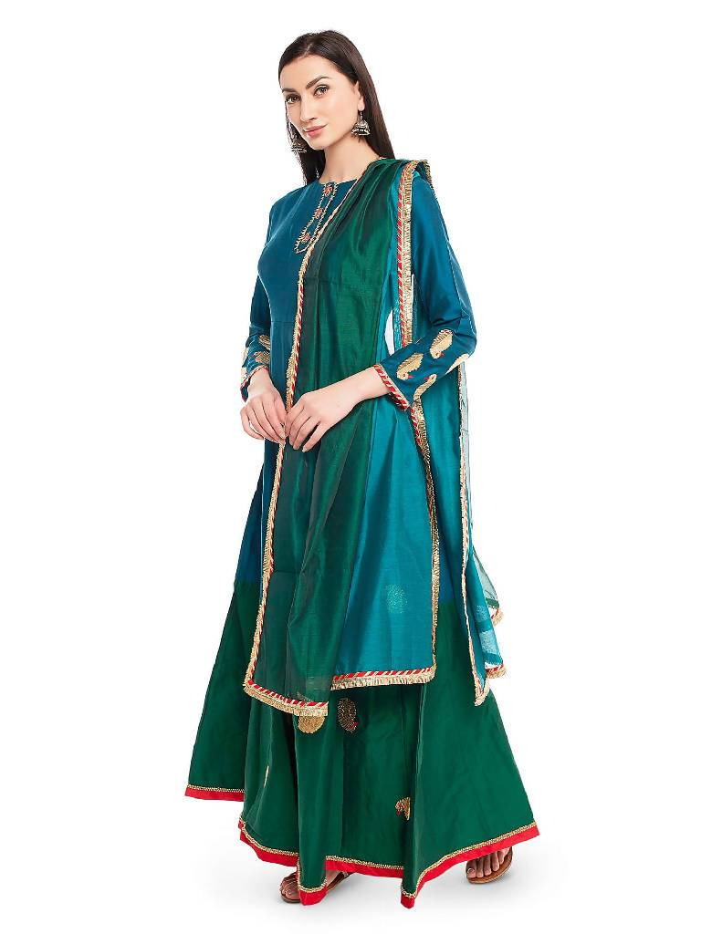 Ramagreen Traditional Suit Set