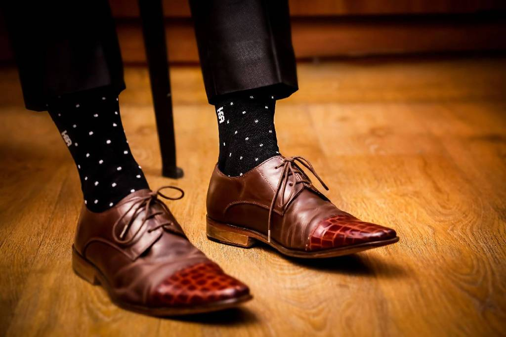 Classic Black Edition - Nuaah | An Indian Bazaar - Luxury Men Socks