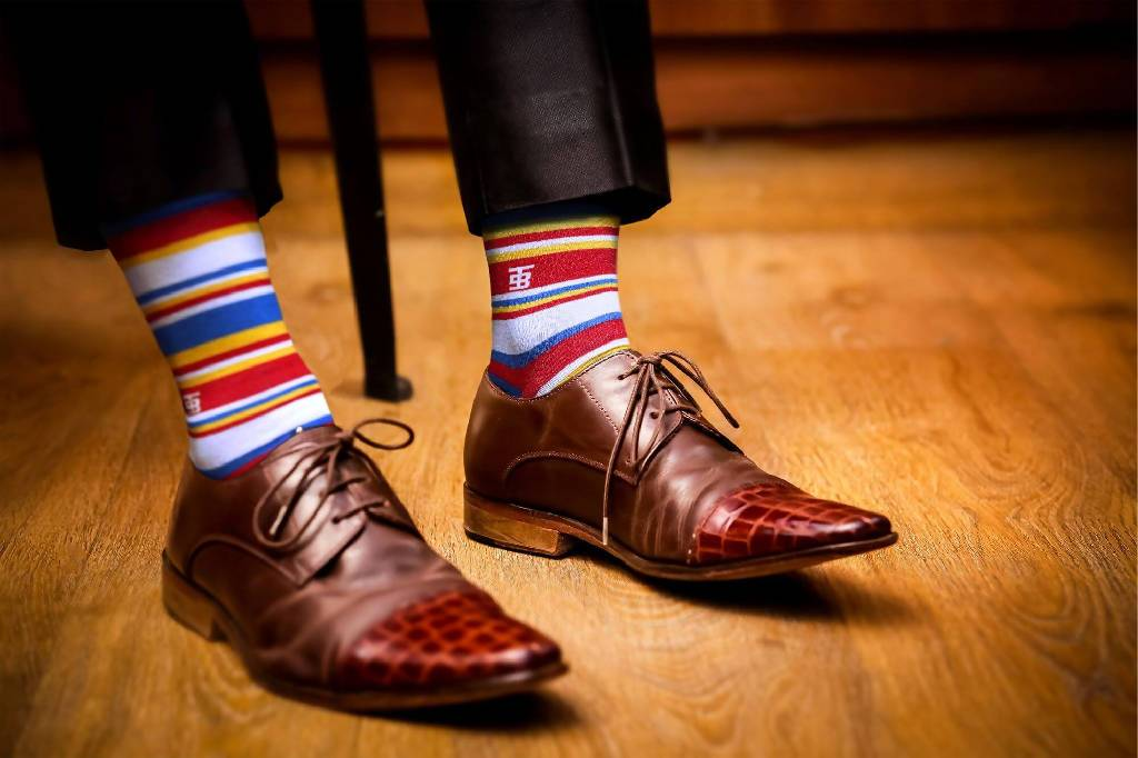 Hawaii Edition - Nuaah | An Indian Bazaar - Luxury Men Socks