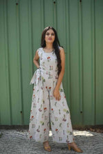 Floral Jumpsuit - Nuaah | An Indian Bazaar - Jumpsuit