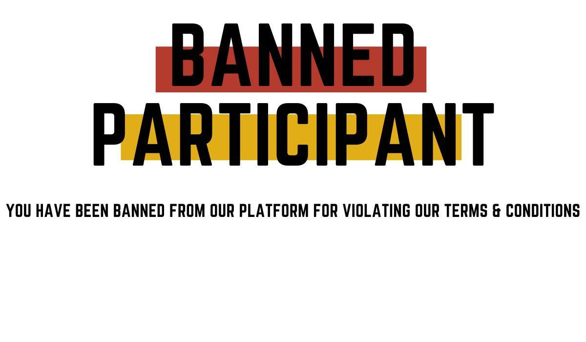 cleos-banned-participant