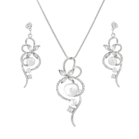 Bori Curio Necklace Jewelry Gift - Silver