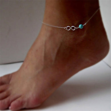 Jaguar Mist Beach Jewelry Anklets - Style 1