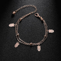 Crystal Beach Foot Anklet Jewelry Gift - Style 8