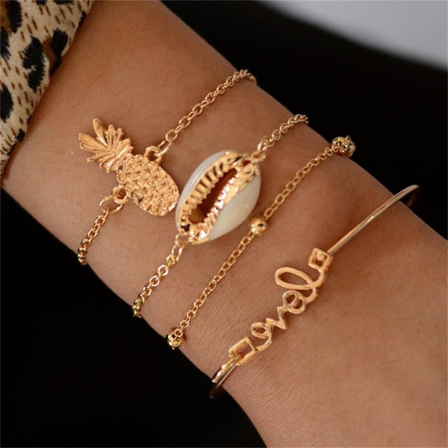 Magic Owl Multilayer Bracelet Jewelry Gift - style 22