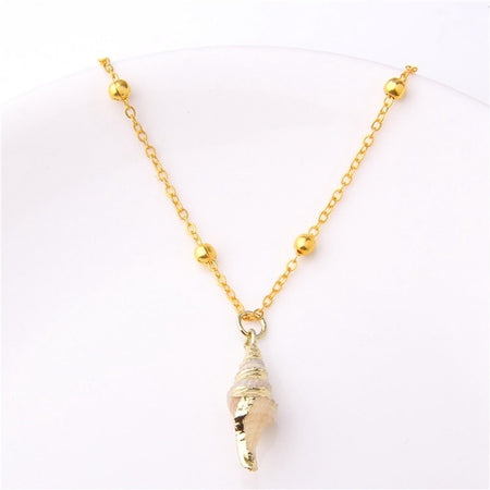 M'avina's Sea Shell Necklace Jewelry Gift - style 22