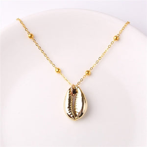 M'avina's Sea Shell Necklace Jewelry Gift - style 8