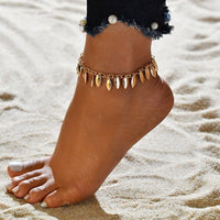 Freyja Multi-layer Ankle Bracelet Set - Style 4