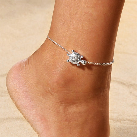Freyja Multi-layer Ankle Bracelet Set - Style 5
