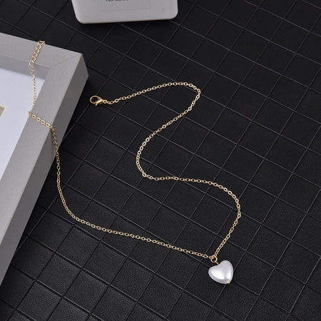 Cleopatra's Pearl Necklace - Gold