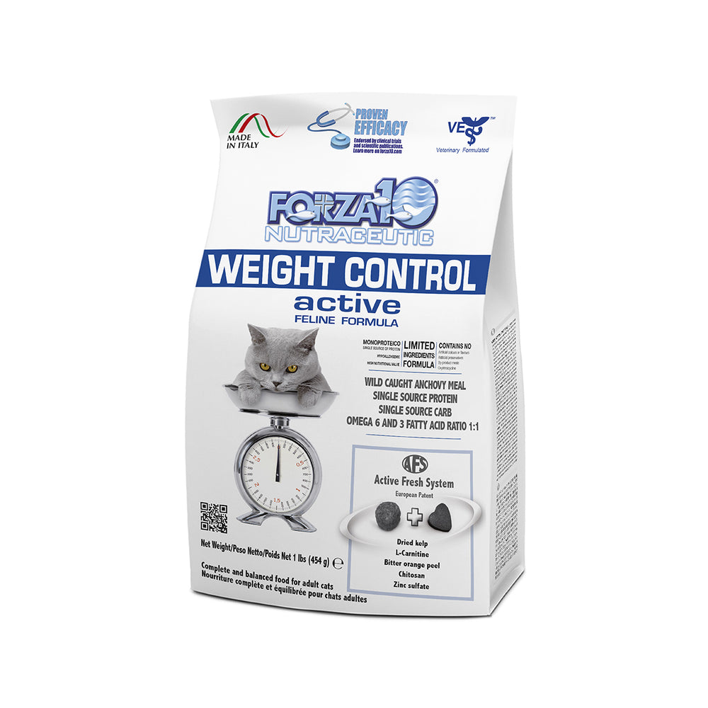 FORZA10 ACTIVE WEIGHT CONTROL DRY CAT FOOD