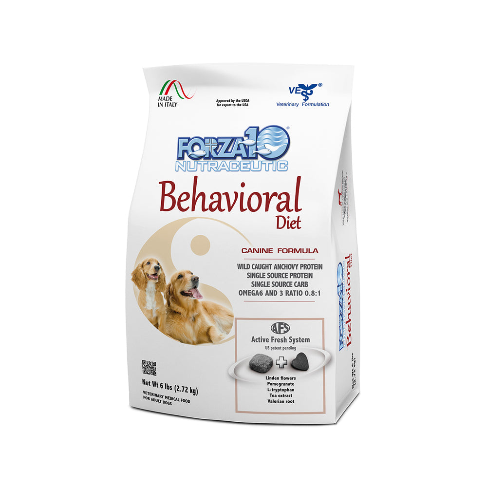 FORZA10 ACTIVE BEHAVIORAL DRY DOG FOOD