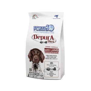Forza10 Nutraceutic Active Depura Diet Lamb Dry Dog Food