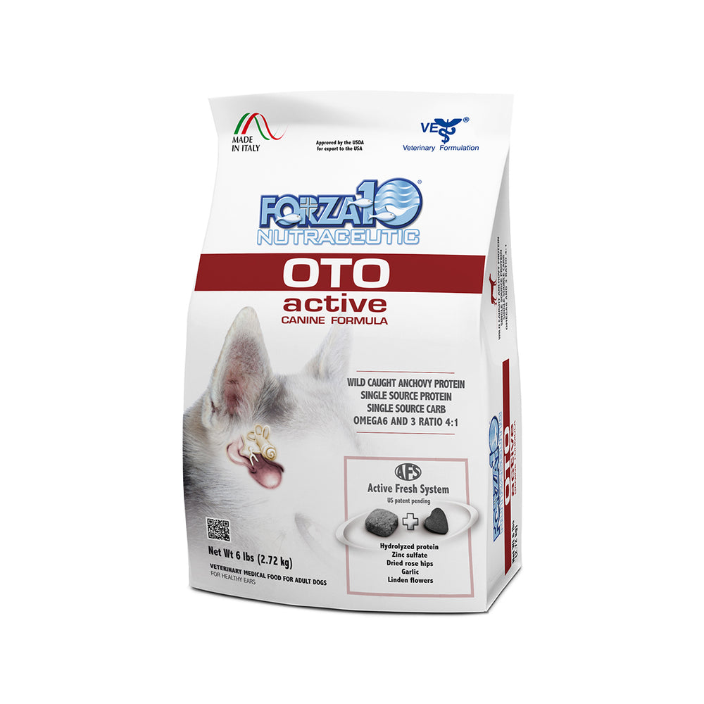 FORZA10 ACTIVE OTO DRY DOG FOOD