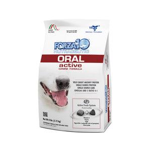 FORZA10 ACTIVE ORAL DRY DOG FOOD